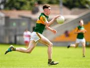 18 July 2021; Cillian Burke of Kerry during the 2020 Electric Ireland GAA Football All-Ireland Minor Championship Final match between Derry and Kerry at Bord Na Mona O'Connor Park in Tullamore. Photo by Matt Browne/Sportsfile