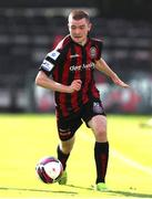 18 July 2021; Robbie Mahon of Bohemians during the SSE Airtricity League Premier Division match between Bohemians and Longford Town at Dalymount Park in Dublin. Photo by Michael P Ryan/Sportsfile