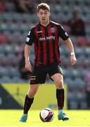 18 July 2021; Rory Feely of Bohemians during the SSE Airtricity League Premier Division match between Bohemians and Longford Town at Dalymount Park in Dublin. Photo by Michael P Ryan/Sportsfile