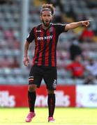18 July 2021; Bastien Héry of Bohemians during the SSE Airtricity League Premier Division match between Bohemians and Longford Town at Dalymount Park in Dublin. Photo by Michael P Ryan/Sportsfile