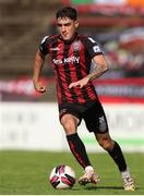 18 July 2021; Dawson Devoy of Bohemians during the SSE Airtricity League Premier Division match between Bohemians and Longford Town at Dalymount Park in Dublin. Photo by Michael P Ryan/Sportsfile
