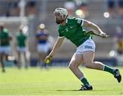 18 July 2021; Cian Lynch of Limerick during the Munster GAA Hurling Senior Championship Final match between Limerick and Tipperary at Páirc Uí Chaoimh in Cork. Photo by Piaras Ó Mídheach/Sportsfile