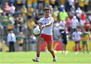18 July 2021; Michael McKernan of Tyrone during the Ulster GAA Football Senior Championship Semi-Final match between Donegal and Tyrone at Brewster Park in Enniskillen, Fermanagh. Photo by Sam Barnes/Sportsfile