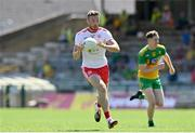 18 July 2021; Brian Kennedy of Tyrone during the Ulster GAA Football Senior Championship Semi-Final match between Donegal and Tyrone at Brewster Park in Enniskillen, Fermanagh. Photo by Sam Barnes/Sportsfile