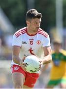 18 July 2021; Darren McCurry of Tyrone during the Ulster GAA Football Senior Championship Semi-Final match between Donegal and Tyrone at Brewster Park in Enniskillen, Fermanagh. Photo by Sam Barnes/Sportsfile