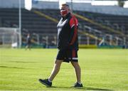 20 July 2021; Cork manager Pat Ryan before the Munster GAA Hurling U20 Championship semi-final match between Tipperary and Cork at Semple Stadium in Thurles, Tipperary. Photo by Ben McShane/Sportsfile
