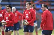 20 July 2021; Owen Farrell of The British & Irish Lions during Squad Training at Hermanus High School in Western Cape, South Africa. Photo by Ashley Vlotman/Sportsfile