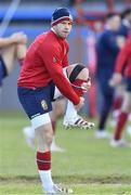 20 July 2021; Gareth Davies of British & Irish Lions during Squad Training at Hermanus High School in Western Cape, South Africa. Photo by Ashley Vlotman/Sportsfile
