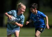 21 July 2021; Henry Kerrigan during the Bank of Ireland Leinster Rugby Summer Camp at Mullingar RFC in Mullingar, Westmeath. Photo by Piaras Ó Mídheach/Sportsfile