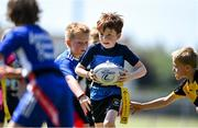 21 July 2021; Donagh Healy during the Bank of Ireland Leinster Rugby Summer Camp at Mullingar RFC in Mullingar, Westmeath. Photo by Piaras Ó Mídheach/Sportsfile