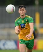 11 July 2021; Michael Langan of Donegal during the Ulster GAA Football Senior Championship Quarter-Final match between Derry and Donegal at Páirc MacCumhaill in Ballybofey, Donegal. Photo by Stephen McCarthy/Sportsfile