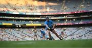 17 July 2021; Dónal Burke of Dublin during the Leinster GAA Senior Hurling Championship Final match between Dublin and Kilkenny at Croke Park in Dublin. Photo by Stephen McCarthy/Sportsfile