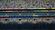 17 July 2021; A general view of Croke Park during the Leinster GAA Senior Hurling Championship Final match between Dublin and Kilkenny at Croke Park in Dublin. Photo by Stephen McCarthy/Sportsfile