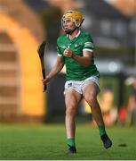 19 July 2021; Cathal O'Neill of Limerick during the Munster GAA Hurling U20 Championship semi-final match between Limerick and Clare at the LIT Gaelic Grounds in Limerick. Photo by Ben McShane/Sportsfile