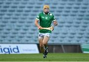 19 July 2021; Adam English of Limerick during the Munster GAA Hurling U20 Championship semi-final match between Limerick and Clare at the LIT Gaelic Grounds in Limerick. Photo by Ben McShane/Sportsfile