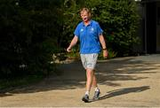22 July 2021; Head coach Leo Cullen as Leinster Rugby return to training at Leinster Rugby Headquarters in Dublin. Photo by Harry Murphy/Sportsfile