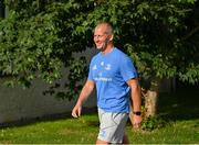 22 July 2021; Senior coach Stuart Lancaster as Leinster Rugby return to training at Leinster Rugby Headquarters in Dublin. Photo by Harry Murphy/Sportsfile