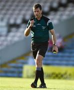 20 July 2021; Referee John O'Halloran during the Munster GAA Hurling U20 Championship semi-final match between Tipperary and Cork at Semple Stadium in Thurles, Tipperary. Photo by Ben McShane/Sportsfile