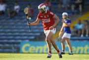 20 July 2021; Dáire O'Leary of Cork during the Munster GAA Hurling U20 Championship semi-final match between Tipperary and Cork at Semple Stadium in Thurles, Tipperary. Photo by Ben McShane/Sportsfile