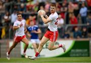 10 July 2021; Cathal McShane of Tyrone during the Ulster GAA Football Senior Championship quarter-final match between Tyrone and Cavan at Healy Park in Omagh, Tyrone. Photo by Stephen McCarthy/Sportsfile