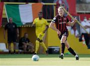 22 July 2021; Ciaran Kelly of Bohemians during the UEFA Europa Conference League second qualifying round first leg match between F91 Dudelange and Bohemians at Stade Jos Nosbaum in Dudelange, Luxembourg. Photo by Gerry Schmit/Sportsfile