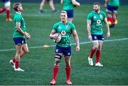 23 July 2021; Duhan van der Merwe during the British & Irish Lions Captain's Run at Cape Town Stadium in Cape Town, South Africa. Photo by Ashley Vlotman/Sportsfile