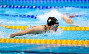 24 July 2021; Ellen Walshe of Ireland in action during her heat of the women's 100 metre butterfly at the Tokyo Aquatic Centre during the 2020 Tokyo Summer Olympic Games in Tokyo, Japan. Photo by Ian MacNicol/Sportsfile