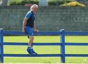 24 July 2021; Finn Harps manager Ollie Horgan before the FAI Cup First Round match between Fairview Rangers and Finn Harps at Fairview Rangers AFC in Limerick. Photo by Michael P Ryan/Sportsfile