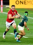 24 July 2021; Jack Conan of the British and Irish Lions in action against Cheslin Kolbe of South Africa during the first test of the British and Irish Lions tour match between South Africa and British and Irish Lions at Cape Town Stadium in Cape Town, South Africa. Photo by Ashley Vlotman/Sportsfile