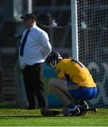 23 July 2021; Tony Kelly of Clare reacts after a missed goal chance late in the second half during the GAA Hurling All-Ireland Senior Championship Round 2 match between Clare and Cork at LIT Gaelic Grounds in Limerick. Photo by Piaras Ó Mídheach/Sportsfile