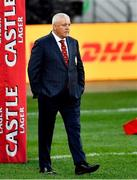 24 July 2021; British & Irish Lions Head Coach Warren Gatland looks on prior to the first test of the British and Irish Lions tour match between South Africa and British and Irish Lions at Cape Town Stadium in Cape Town, South Africa. Photo by Ashley Vlotman/Sportsfile