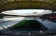24 July 2021; A general view of Cape Town stadium during the first test of the British and Irish Lions tour match between South Africa and British and Irish Lions at Cape Town Stadium in Cape Town, South Africa. Photo by Ashley Vlotman/Sportsfile