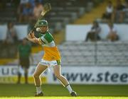 21 July 2021; Adam Screeney of Offaly during the Electric Ireland Leinster GAA Minor Hurling Championship Semi-Final match between Kilkenny and Offaly at UPMC Nowlan Park in Kilkenny. Photo by Eóin Noonan/Sportsfile