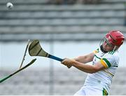 21 July 2021; Offaly goalkeeper Kieran Coonan during the Electric Ireland Leinster GAA Minor Hurling Championship Semi-Final match between Kilkenny and Offaly at UPMC Nowlan Park in Kilkenny. Photo by Eóin Noonan/Sportsfile