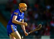 23 July 2021; Clare goalkeeper Eibhear Quilligan during the GAA Hurling All-Ireland Senior Championship Round 2 match between Clare and Cork at LIT Gaelic Grounds in Limerick. Photo by Eóin Noonan/Sportsfile