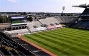 25 July 2021; A general view of Croke Park featuring Hill 16 before the Connacht GAA Senior Football Championship Final match between Galway and Mayo at Croke Park in Dublin. Photo by Ray McManus/Sportsfile