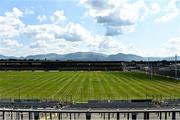 25 July 2021; A general view of the pitch before the Munster GAA Football Senior Championship Final match between Kerry and Cork at Fitzgerald Stadium in Killarney, Kerry. Photo by Piaras Ó Mídheach/Sportsfile