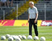 25 July 2021; Kerry manager Peter Keane before the Munster GAA Football Senior Championship Final match between Kerry and Cork at Fitzgerald Stadium in Killarney, Kerry. Photo by Piaras Ó Mídheach/Sportsfile