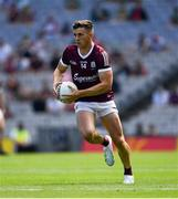 25 July 2021; Shane Walsh of Galway during the Connacht GAA Senior Football Championship Final match between Galway and Mayo at Croke Park in Dublin. Photo by Ray McManus/Sportsfile