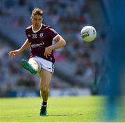 25 July 2021; Eamonn Brannigan of Galway during the Connacht GAA Senior Football Championship Final match between Galway and Mayo at Croke Park in Dublin. Photo by Ray McManus/Sportsfile