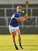 24 July 2021; James Ryan of Laois during the Allianz Hurling League Division 1 Relegation Play-off match between Laois and Westmeath at MW Hire O'Moore Park in Portlaoise, Co Laois. Photo by Harry Murphy/Sportsfile