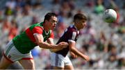 25 July 2021; Stephen Coen of Mayo during the Connacht GAA Senior Football Championship Final match between Galway and Mayo at Croke Park in Dublin. Photo by Ray McManus/Sportsfile