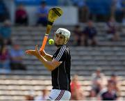 24 July 2021; Galway goalkeeper Daragh Fahy during the GAA Hurling All-Ireland Senior Championship Round 2 match between Waterford and Galway at Semple Stadium in Thurles, Tipperary. Photo by Ray McManus/Sportsfile