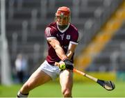24 July 2021; Conor Whelan of Galway during the GAA Hurling All-Ireland Senior Championship Round 2 match between Waterford and Galway at Semple Stadium in Thurles, Tipperary. Photo by Ray McManus/Sportsfile