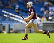 24 July 2021; Shane Cooney of Galway during the GAA Hurling All-Ireland Senior Championship Round 2 match between Waterford and Galway at Semple Stadium in Thurles, Tipperary. Photo by Ray McManus/Sportsfile
