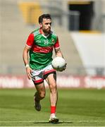25 July 2021; Kevin McLoughlin of Mayo during the Connacht GAA Senior Football Championship Final match between Galway and Mayo at Croke Park in Dublin. Photo by Harry Murphy/Sportsfile