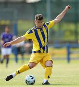 24 July 2021; Russell Quirke of Fairview Rangers during the FAI Cup First Round match between Fairview Rangers and Finn Harps at Fairview Rangers AFC in Limerick. Photo by Michael P Ryan/Sportsfile