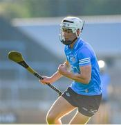 21 July 2021; Leon Kennedy of Dublin during the Electric Ireland Leinster GAA Minor Hurling Championship Semi-Final match between Dublin and Wexford at Chadwicks Wexford Park in Wexford. Photo by Daire Brennan/Sportsfile