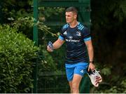 26 July 2021; Jonathan Sexton arrives to Leinster Rugby squad training at UCD in Dublin. Photo by Harry Murphy/Sportsfile