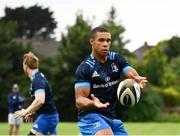 26 July 2021; Adam Byrne during Leinster Rugby squad training at UCD in Dublin. Photo by Harry Murphy/Sportsfile